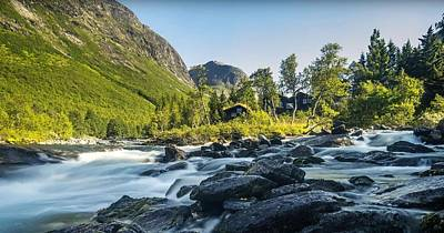 Photograph - Norway II by Thomas M Pikolin