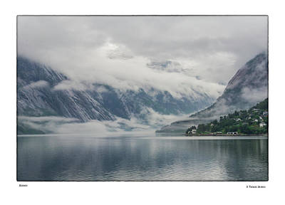 Photograph - Norway by R Thomas Berner