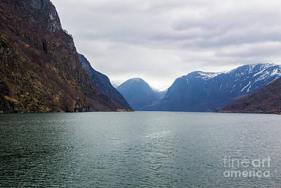 Photograph - Norwegian Fjords by Suzanne Luft