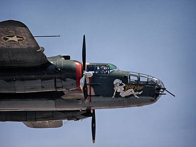 Photograph - Nose Art Ww II Airplane by Charles McKelroy
