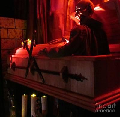 Fine Dining - Nosferatu in Red by John Malone