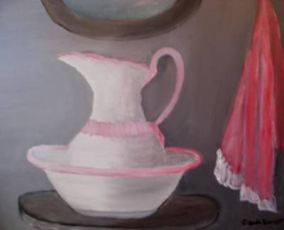 Painting - Nostalgia by Glenda Barrett