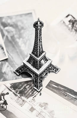 Silver Photograph - Nostalgia In France by Jorgo Photography - Wall Art Gallery