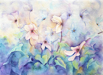 Painting - Nostalgia by Lisa Vincent