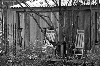 Photograph - Nostalgic 3 by Teresa Blanton