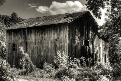 Photograph - Nostalgic Barn by Douglas Barnett