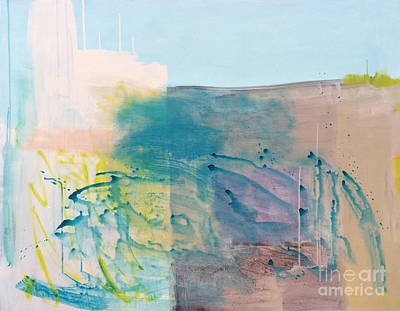 Painting - Nostalgie by Diane Desrochers