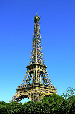 In The Spotlight Photograph - Not A Cloud In Paris by Kamil Swiatek