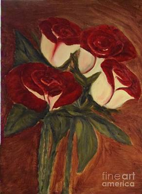 Painting - Not Another Rose by Isabel Honkonen