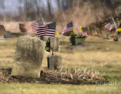Photograph - Not Forgotten by JRP Photography