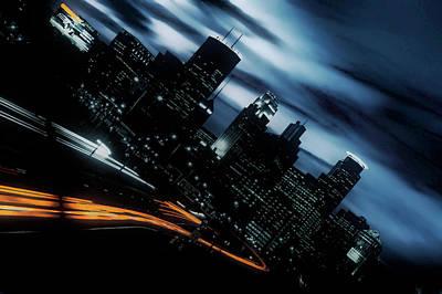 Photograph - Not Gotham by Scott Kemper