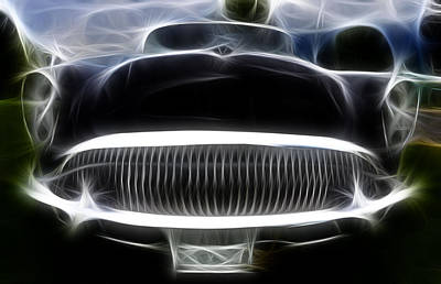 Photograph - Not Granpas Buick by Lawrence Christopher