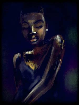 Digital Art - Not My Fault.  by Kara Evelyn-McNeil