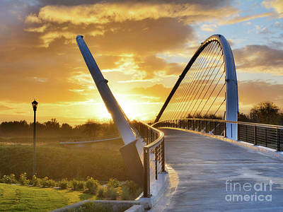 Photograph - Not Pedestrian Sunset by Third Eye Perspectives Photographic Fine Art