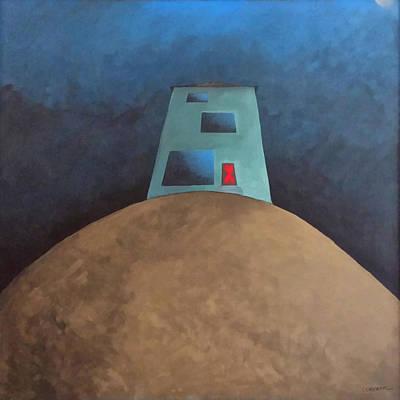 Not This House Original by Cynthia Decker