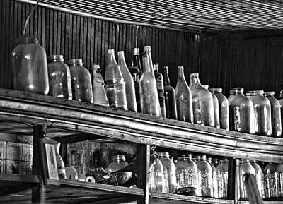 Photograph - Nothin But Empties by Ben Prepelka