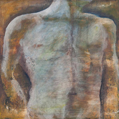 Pilate Painting - Nothing Gold by Sara Young