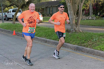 Photograph - Nothing Like A Marathon by Gregory Daley  MPSA