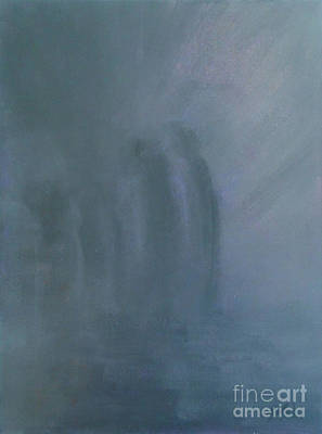 Painting - Nothingness by Jane See
