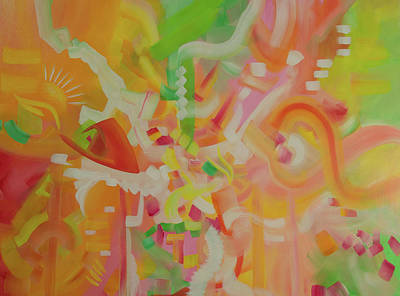 Painting - Nothing's Gonna Change My World by Deb Breton