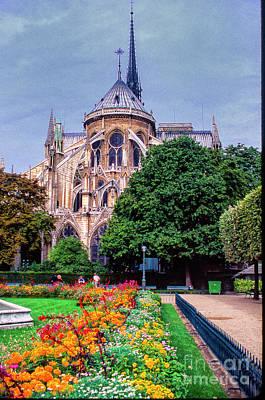 Photograph - Notre Dame 92 by Rick Bragan