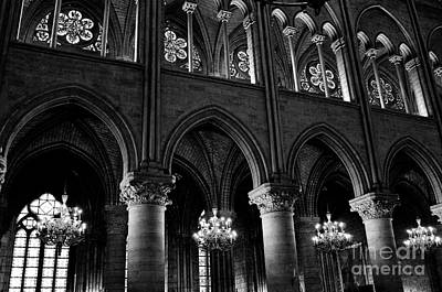 Photograph - Notre Dame Cathedral by M G Whittingham