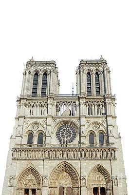 Photograph - Notre Dame De Paris by Benny Marty