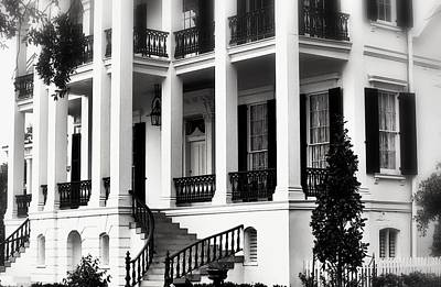 Photograph - Nottoway Plantation by Nadalyn Larsen