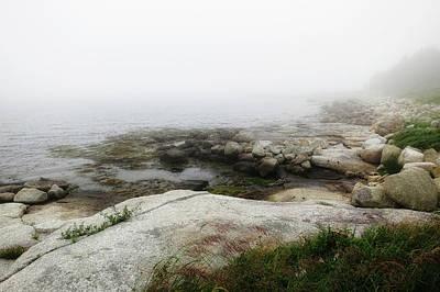 Photograph - Nova Scotia Fog by Tatiana Travelways