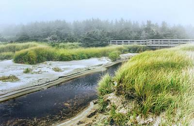 Photograph - Nova Scotia Misty Morning by Carolyn Derstine
