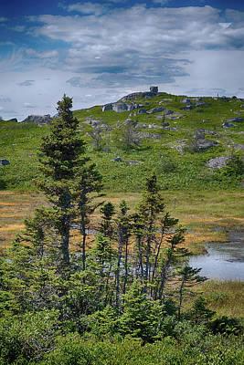 Digital Art - Nova Scotia Skyline by Patrick Groleau