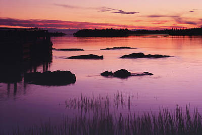 Photograph - Nova Scotia Sunset by Tom Daniel