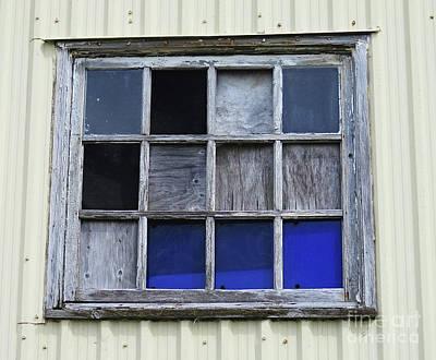 Photograph - Nova Scotia Window 3 by Randall Weidner