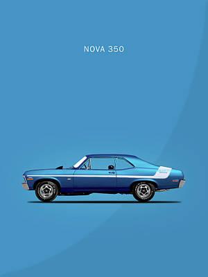 Nova Yenko Deuce 1970 Art Print