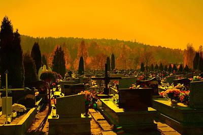 Photograph - November 1st by Henryk Gorecki