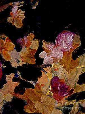 Painting - November Colors by Nancy Kane Chapman