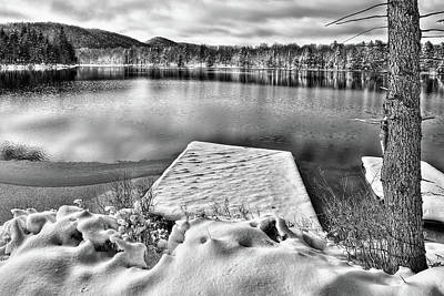 Photograph - November Day On West Lake by David Patterson