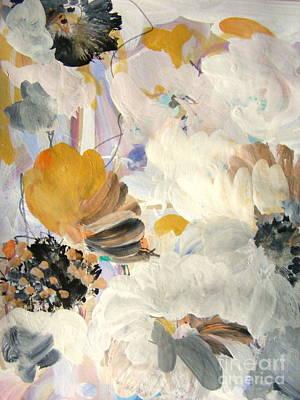 Painting - November Light by Nancy Kane Chapman