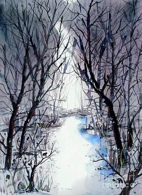 Painting - November Morning by Terry Banderas