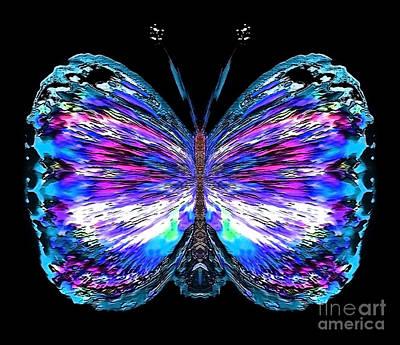 Blue Healer Digital Art - Novus Wrinklegust by Raymel Garcia