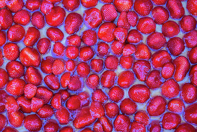 Fun Patterns - Now thats a Strawberry Tart by Scott Campbell