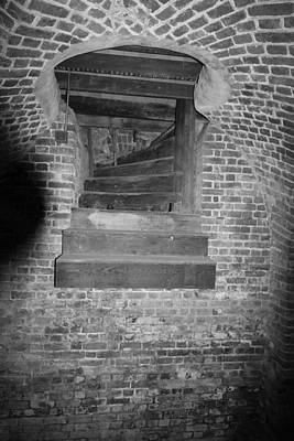 Photograph - Nowhere Stair by Tammy Schneider