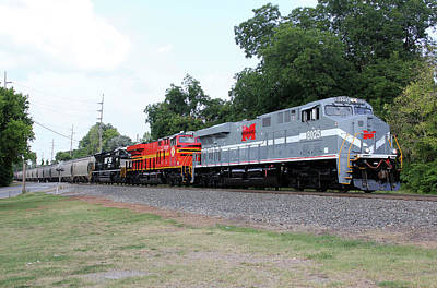 Photograph - Ns 50z 2 by Joseph C Hinson Photography