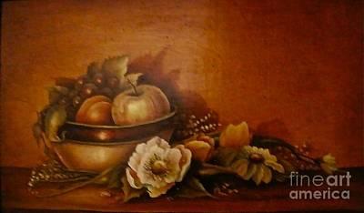 Painting - Nsdp/design by Patricia Schneider Mitchell