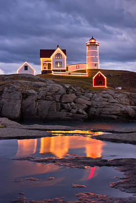 Nubble Art Print by Benjamin Williamson