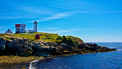 Photograph - Nubble Lighthouse by Kathi Isserman