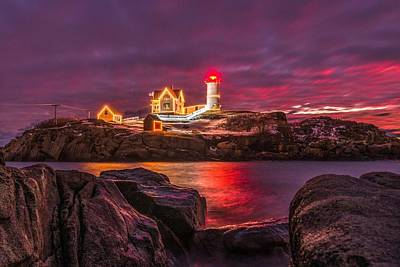 Nubble-rific Art Print