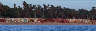Exploramum Photograph - Nubian Housing by Exploramum Exploramum