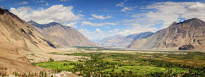 Photograph - Nubra Valley by Alexey Stiop