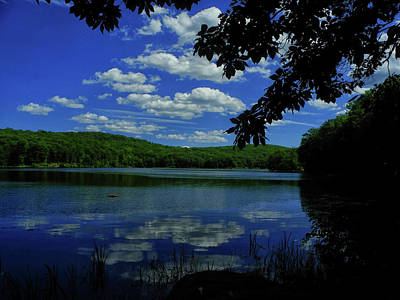 Photograph - Nuclear Lake by Raymond Salani III